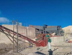 选沙金矿用什么设备回收率高