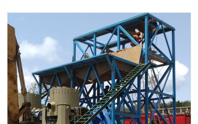 尾矿设备,尾矿二次提取回收生产线